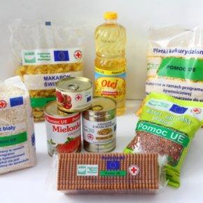 GOPS Stanin - Odbiór żywności z POPŻ